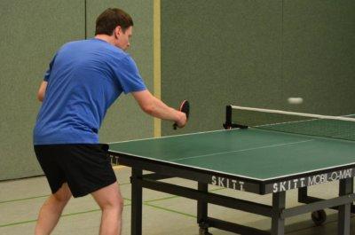 Come impugnare la racchetta da ping pong