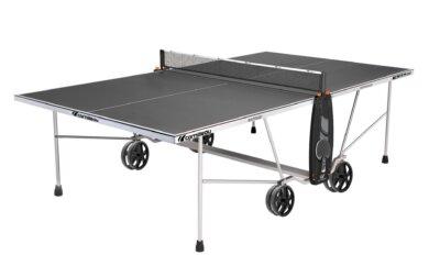 Cornilleau - Migliore tavolo da ping pong professionale per porta racchette laterali