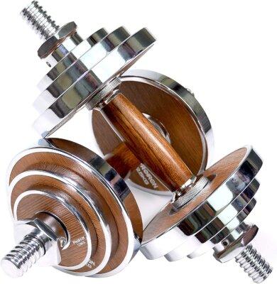 PROIRON - Migliori manubri in acciaio e legno