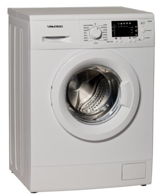 Sangiorgio F614BL - Migliore lavatrice Sangiorgio 6 kg per profondità di 45 cm