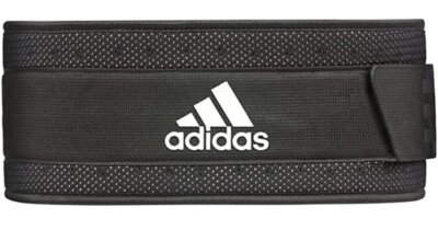 Adidas - Migliore cintura per sollevamento pesi per design traspirante