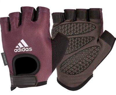 Adidas - Migliori guanti da palestra per palmo in silicone