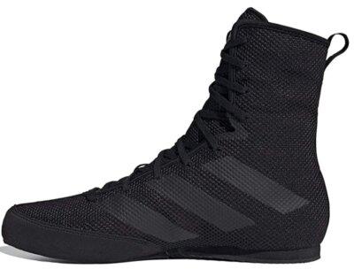 Adidas - Migliori stivaletti da boxe total black