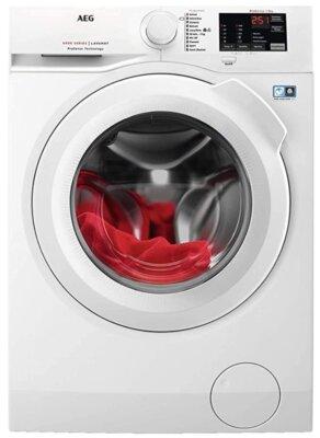 AEG L6FBI841 - Migliore lavatrice AEG 8 kg per ottimizzazione dei consumi
