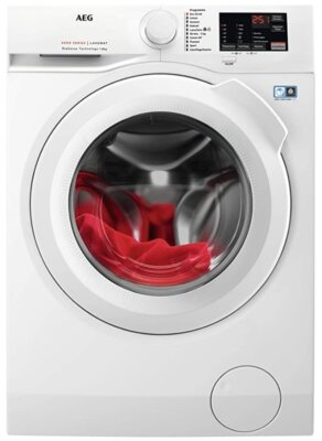 AEG L6FBI843 - Migliore lavatrice AEG 8 kg per delicatezza sui tessuti