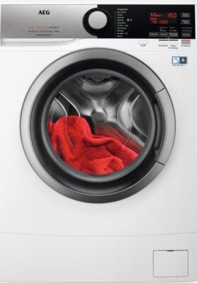 AEG L6SE62W - Migliore lavatrice AEG 6 kg per design slim