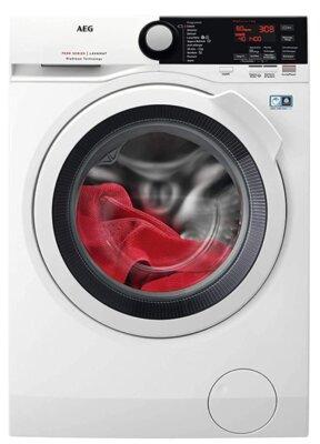 AEG L7FBE841 - Migliore lavatrice AEG 8 kg per funzioni Eco e TimeSave