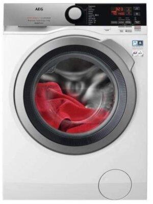 AEG L7FE96SQ - Migliore lavatrice AEG 9 kg per funzione vapore finale