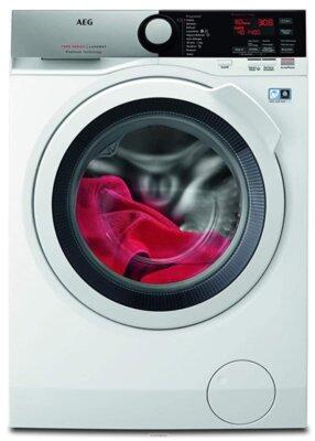 AEG L7FEE842 - Migliore lavatrice AEG 8 kg per profondità ridotta di 54,6 cm