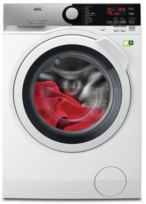 AEG L8FEE845X - Migliore lavatrice AEG 8 kg per centrifuga da 1400 giri al minuto