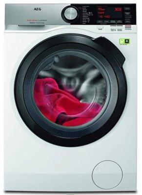 AEG L8FSC949X - Migliore lavatrice AEG 9 kg per tecnologia Öko Mix