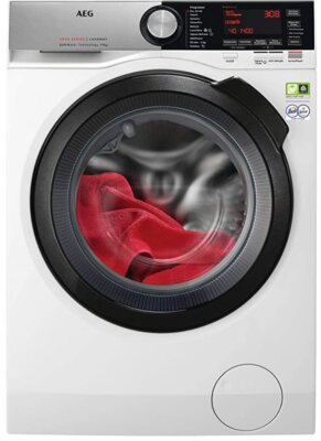 AEG L9FEC948S - Migliore lavatrice AEG 9 kg per tecnologia SoftWater