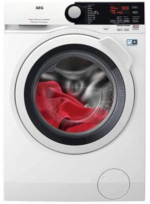 AEG - Migliore lavatrice con carica frontale per vapore a fine lavaggio
