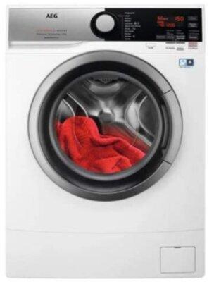 AEG - Migliore lavatrice slim per design antivibrazione