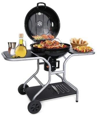 Aiglam - Migliore barbecue a carbonella per controllo del calore