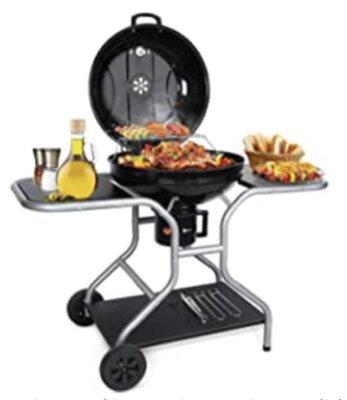 Aiglam - Migliore barbecue americano portatile