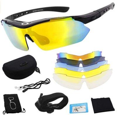 Aiooy - Migliori occhiali da running per accessori