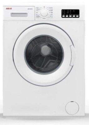 AKAI AQUA6003V T - Migliore lavatrice da 6 kg carica frontale per silenziosità