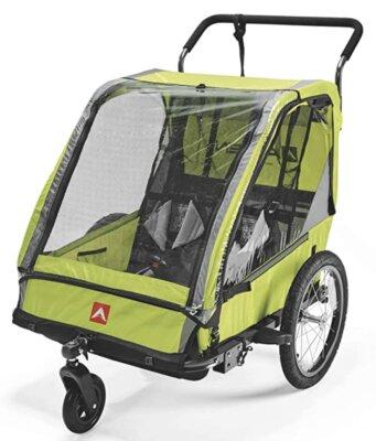 Allen Sports - Migliore rimorchio bici per bambini per ruote con bassa resistenza al rotolamento