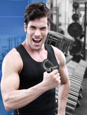 allenamento con hand grip