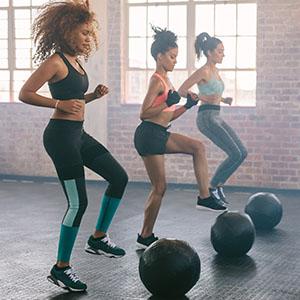allenamento con palla medica