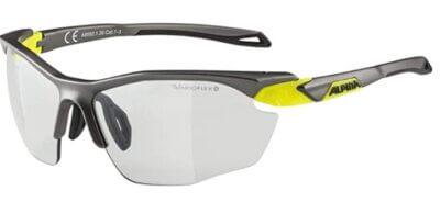 Alpina - Migliori occhiali da ciclismo per aste più corte e inclinabili