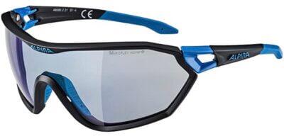 Alpina - Migliori occhiali da ciclismo per tecnologia varioflex
