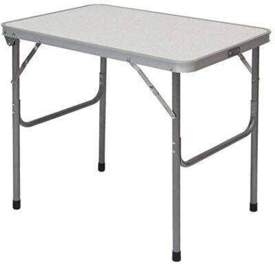 AMANKA - Migliore tavolino pieghevole da campeggio per compattezza