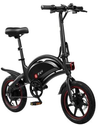 AmazeFan - Migliore bici elettrica pieghevole per controllo della velocità