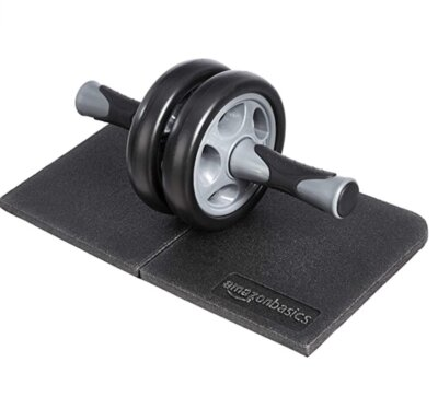 amazonbasics - migliore ruota per addominali per semplicità