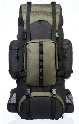 AmazonBasics - Migliore zaino da trekking per lunghe escursioni