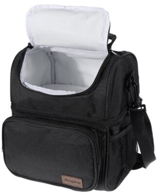 Anpro - Migliore borsa termica per peso massimo supportato