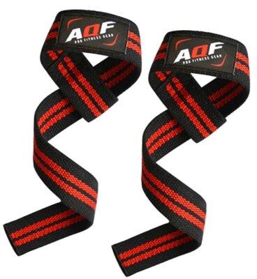 AQF - Migliori fasce per il sollevamento pesi ad anello aperto