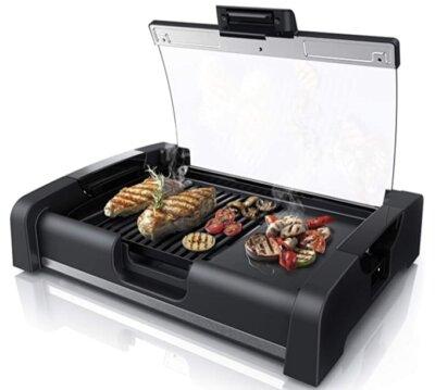 Arendo - Migliore barbecue elettrico per 5 livelli di temperatura