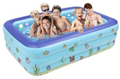 Arnty - Migliore piscina gonfiabile per profondità regolabile