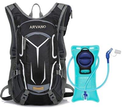 Arvano - Migliore zaino da trail running per l'idratazione per accessori