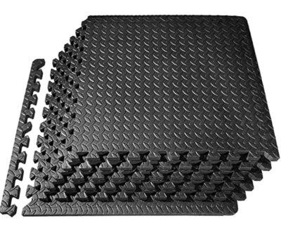 Assemblemat - Migliore pavimento in gomma per palestra per versatilità di utilizzo