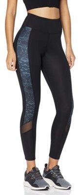 Aurique - Migliori leggings sportivi da donna per effetto serpente sul lato