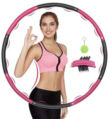 Awroutdoor - Migliore hula hoop per gomme antiscivolo