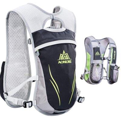 Azarxis - Migliore zaino da trail running per l'idratazione per capacità di 5,5 litri