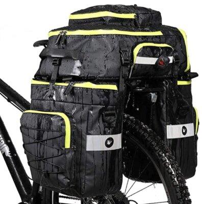Baigio - Migliore borsa per bici 3 in 1