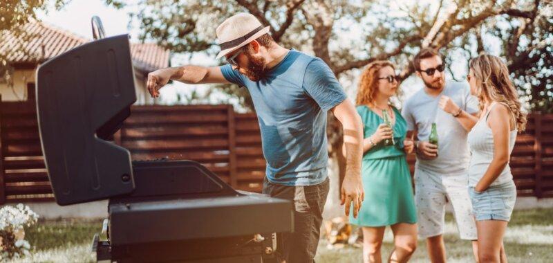 Barbecue americani