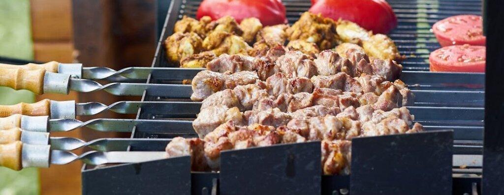 barbecue americano grande