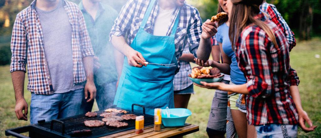 Barbecue weber di alta qualità