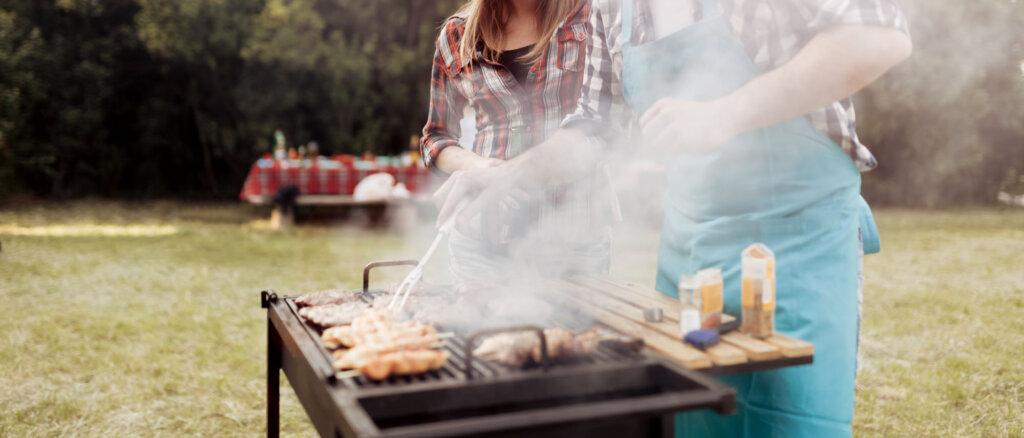 Barbecue weber