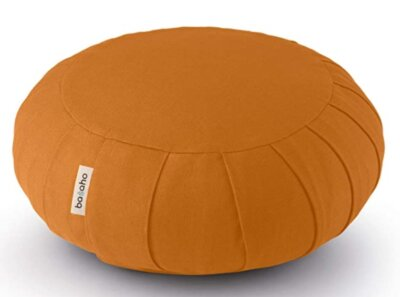 Basaho - Migliore cuscino da meditazione di forma tradizionale