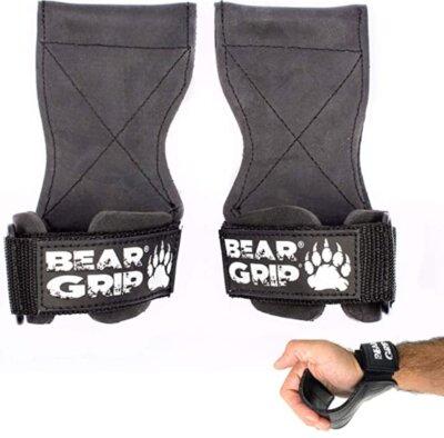 Bear Grip - Migliori fasce per il sollevamento pesi per supporto in neoprene