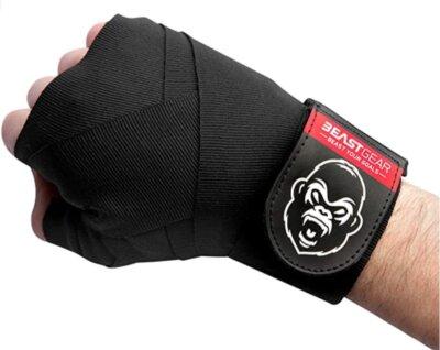 Beast Gear - Migliori fasce da boxe per protezione offerta