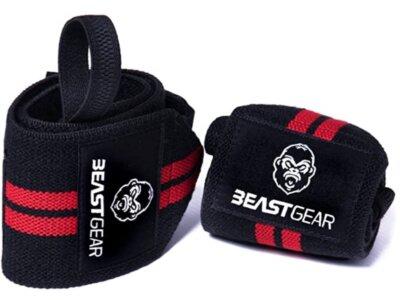 Beast Gear - Migliori fasce per il sollevamento pesi per durevolezza