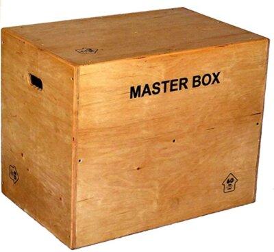 Becker-Sport Germany - Migliore jump box in legno di betulla